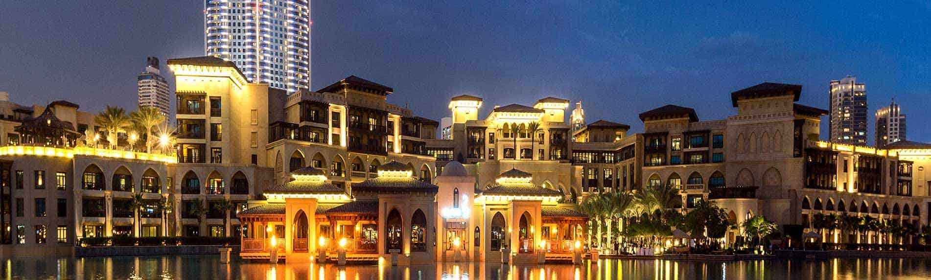 Arabian Nights Dubai Package