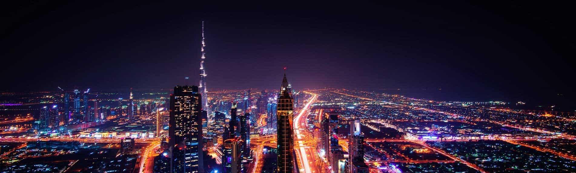 5 Nights Majestic Dubai