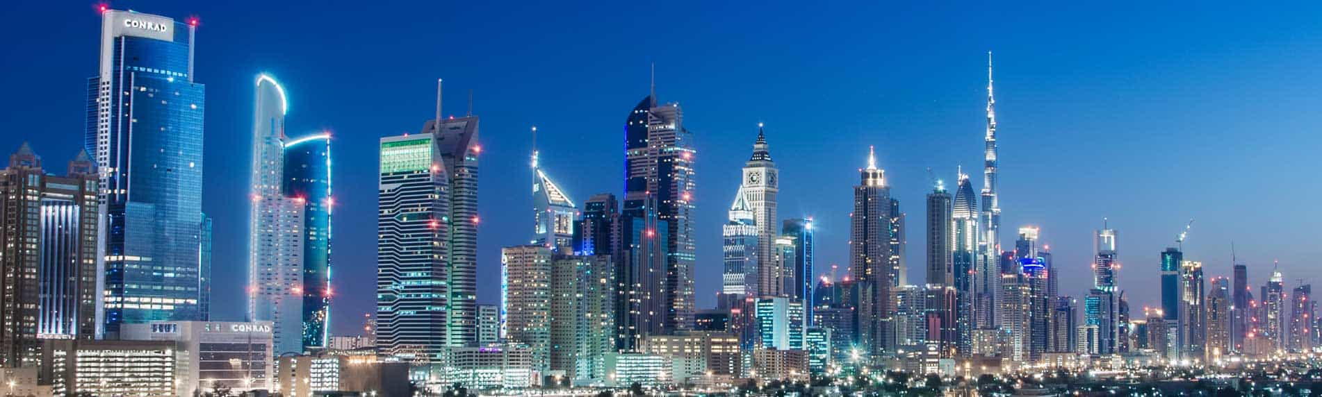 At the Top Dubai 2 nights Package