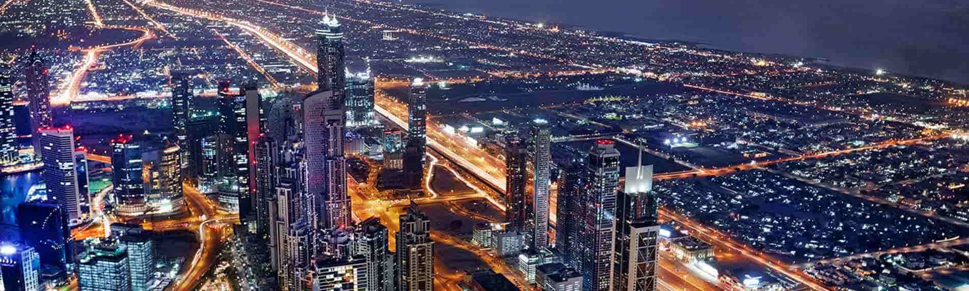 Splendors of Dubai 4 nights Package