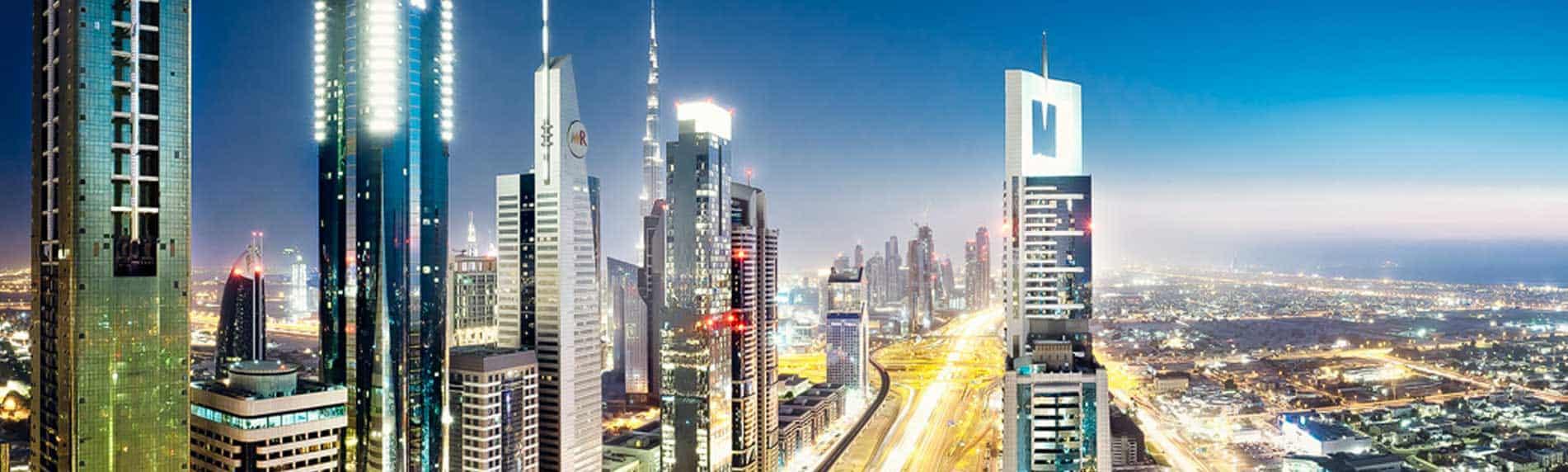 Treasures of Dubai 3 Nights