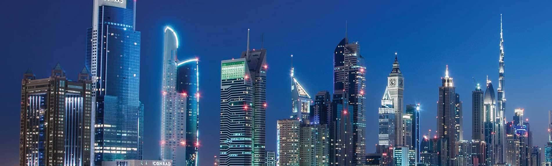 Dubai Landscapes 5 Nights
