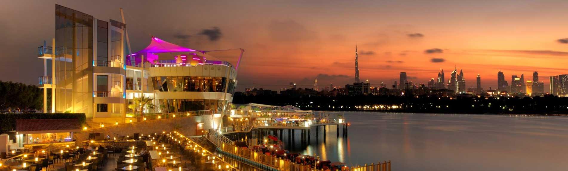1 Night stay Dubai Package
