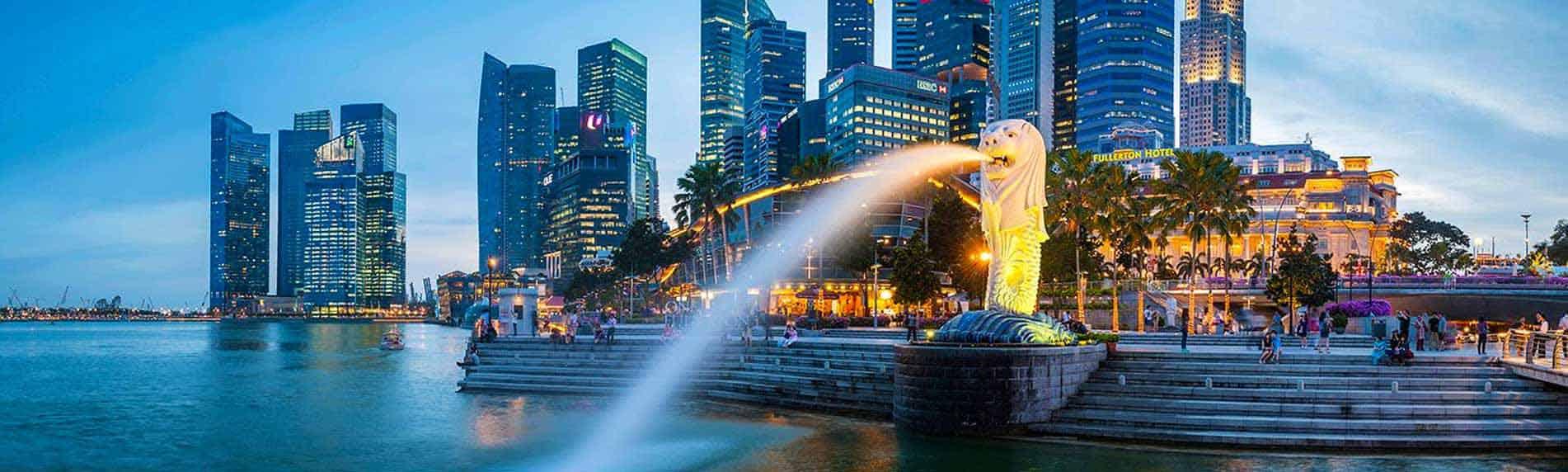 Splendors of Singapore 5 nights
