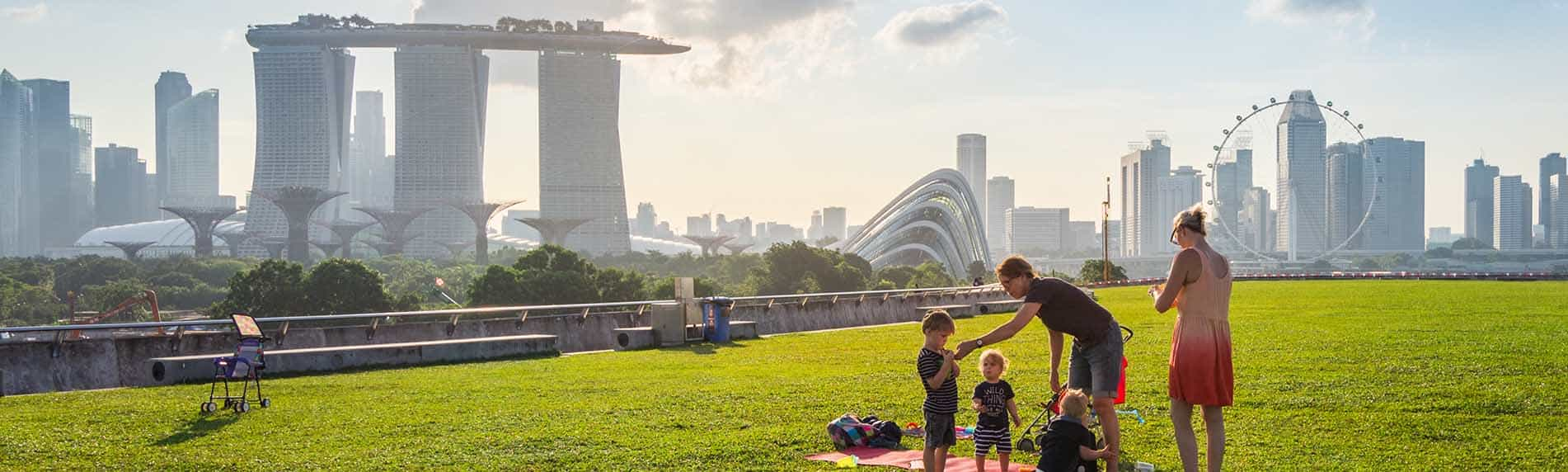 Weekend Family Break Singapore 2 Nights