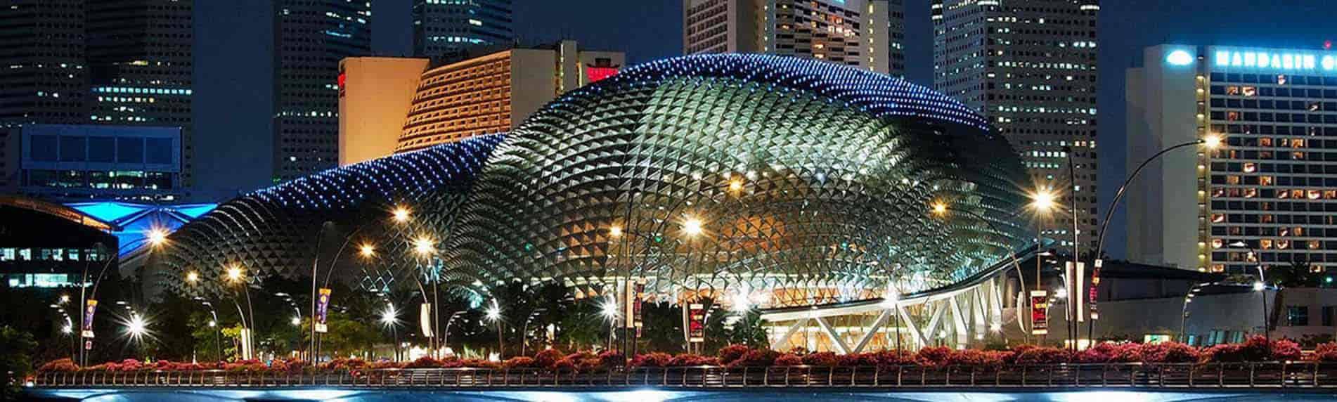 Grand Tour Singapore 7 Nights