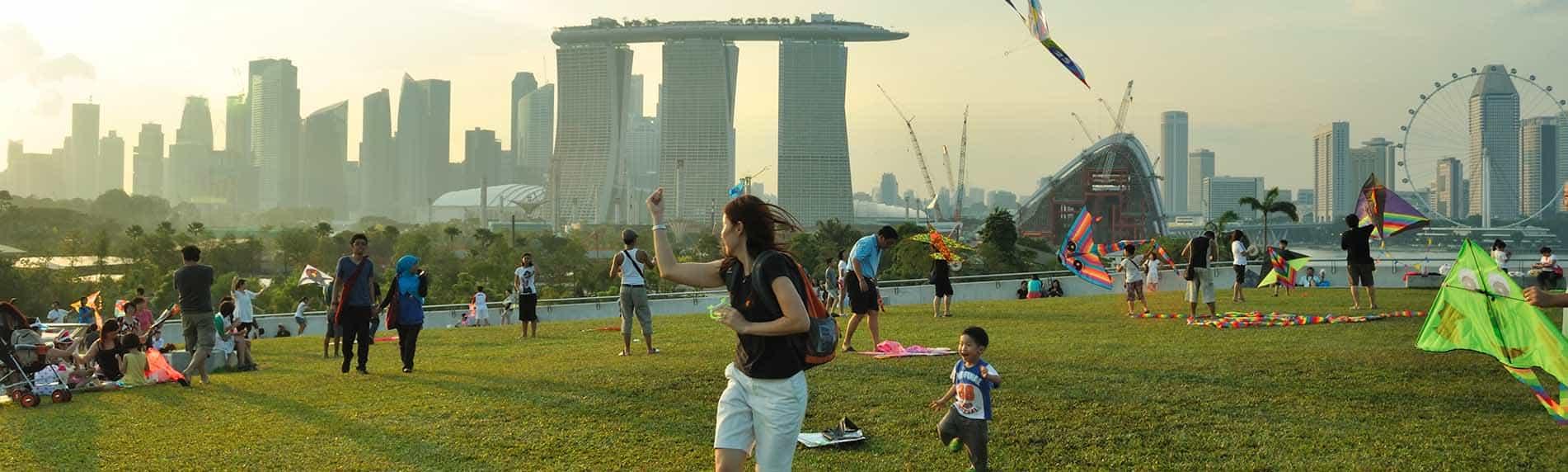 Fun Vacations Singapore 7 Nights