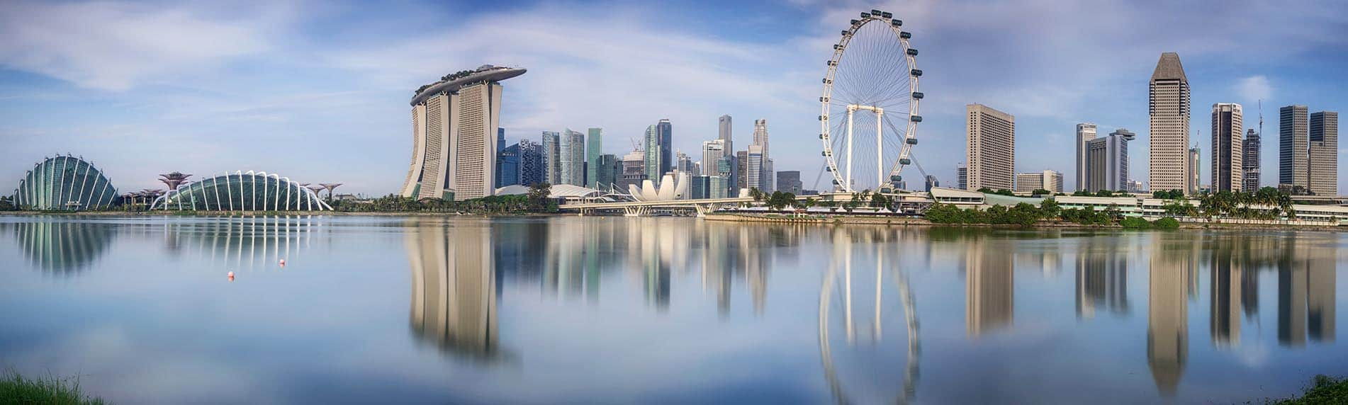 Singapore Landscapes 5 Nights