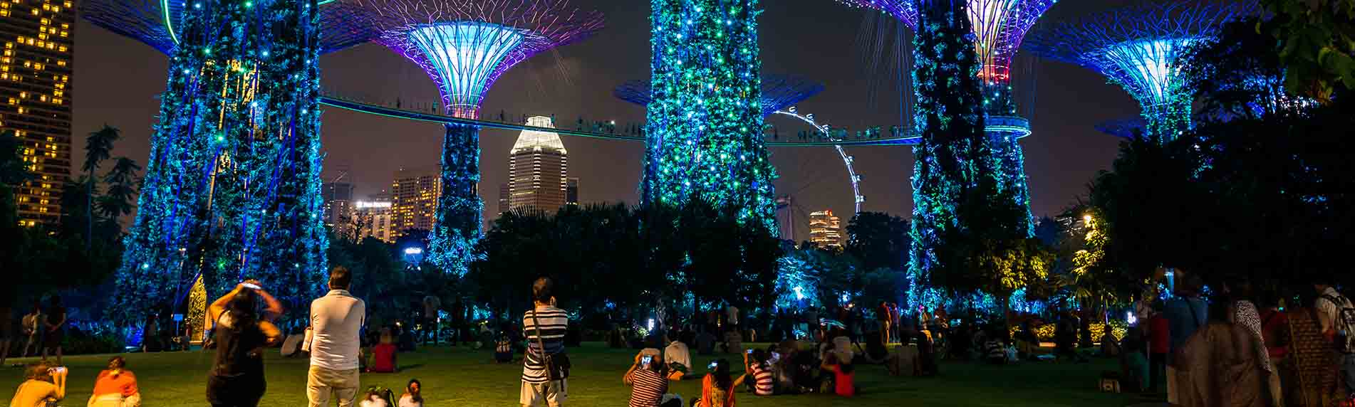 Enchanting Views Singapore 3 Nights