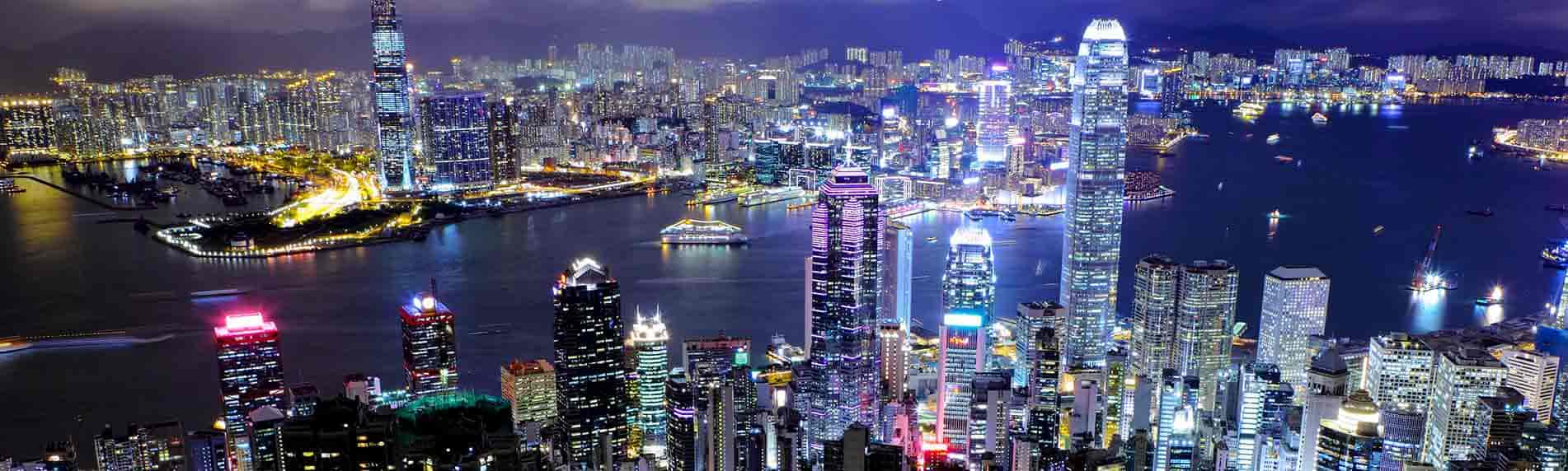 Magical Moments 4 Nights Hong Kong