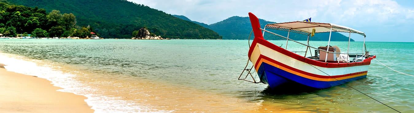 Penang Travel Guide Banner