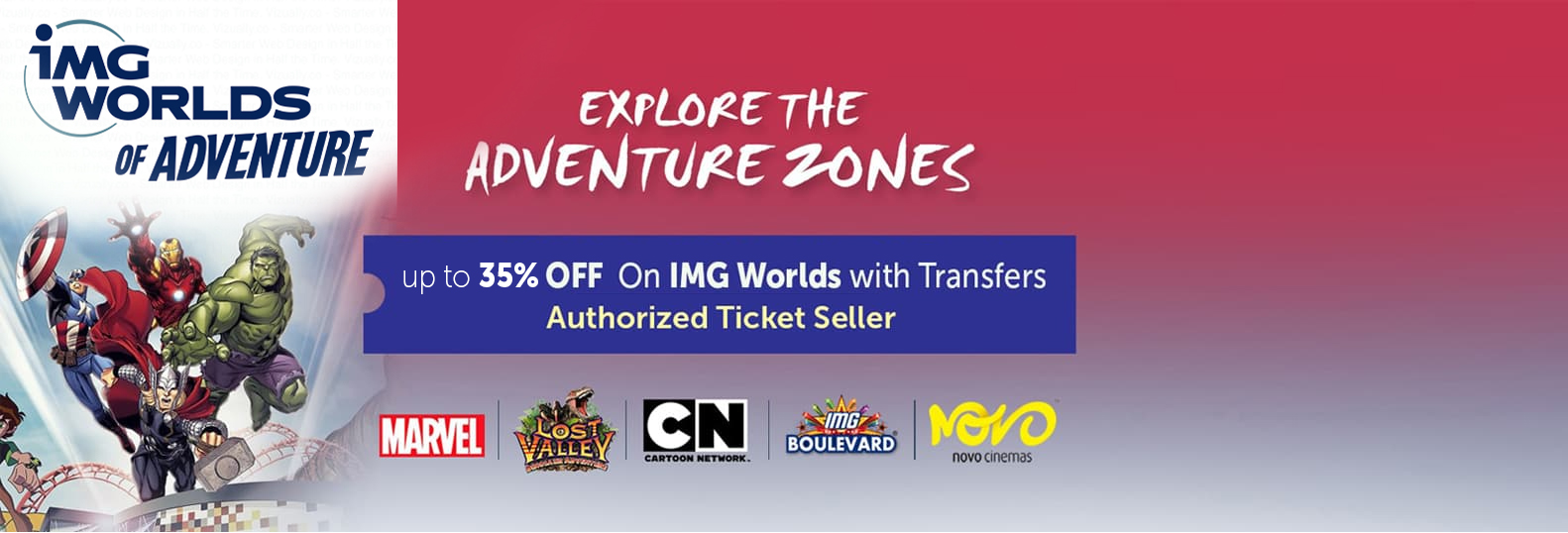 IMG Worlds Summer Enquiry - Banner